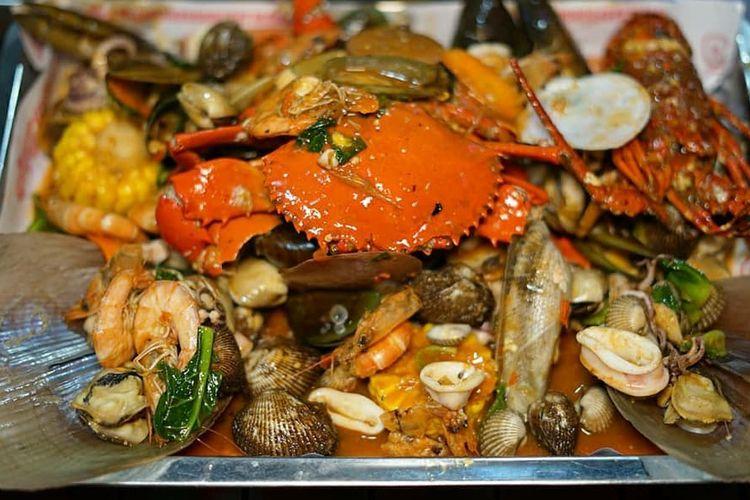 10 Kuliner Malam Di Bandung Cocok Untuk Hilangkan Penat Halaman All Kompas Com