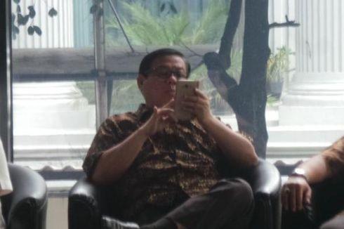 Usai Diperiksa KPK Terkait Kasus Irman Gusman, Sekjen DPD Coba Hindari Wartawan