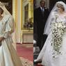 Pakai Gaun Pengantin Putri Diana, Emma Corrin Membuat Takjub