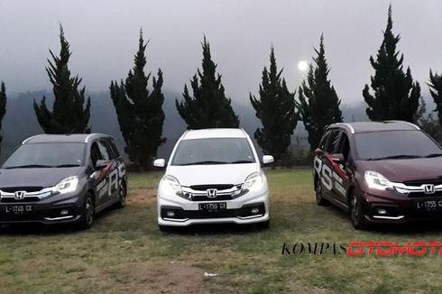 Honda Sebut Mesin Diesel Tidak Efisien