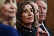 Pesan Terakhir Nancy Pelosi kepada Donald Trump yang Baginya