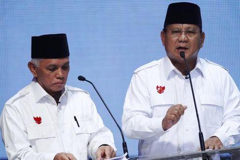 Prabowo: Bangsa Indonesia Jangan Terlalu Lugu, Lucu, dan