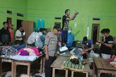 Lagi, Warga Sukabumi Keracunan Makanan dan 66 Orang Dirawat di Puskesmas