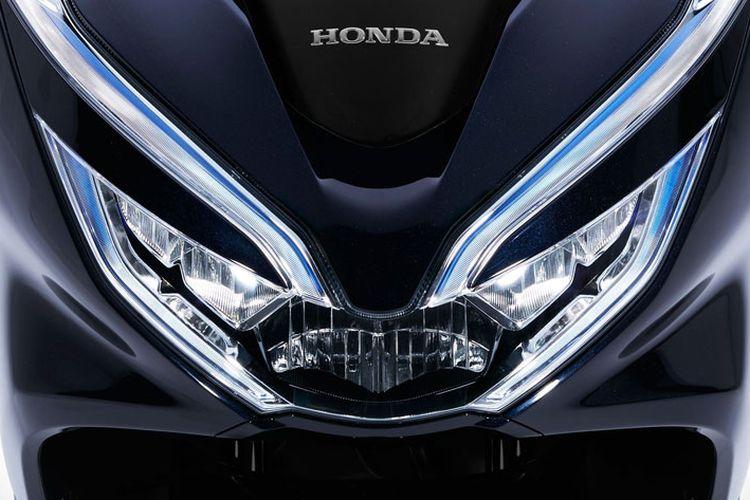 Rendering Honda PCX 150 2021