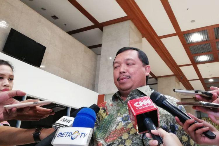Politisi Partai Demokrat Herman Khaeron