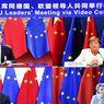 Uni Eropa Desak China soal Akses Dagang, Uighur, Hong Kong dan Covid-19