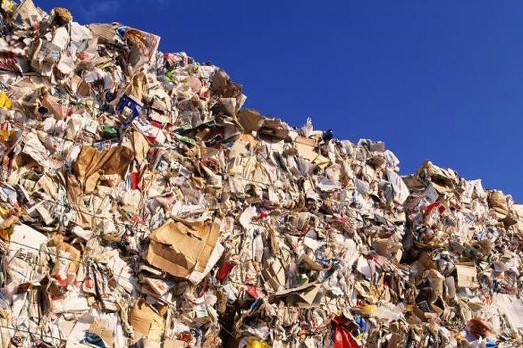 Sampah dan limbah menjadi permasalahan yang membutuhkan solusi kreatif.