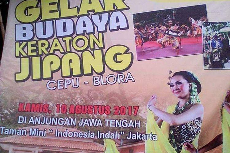 Kirab budaya Keraton Jipang