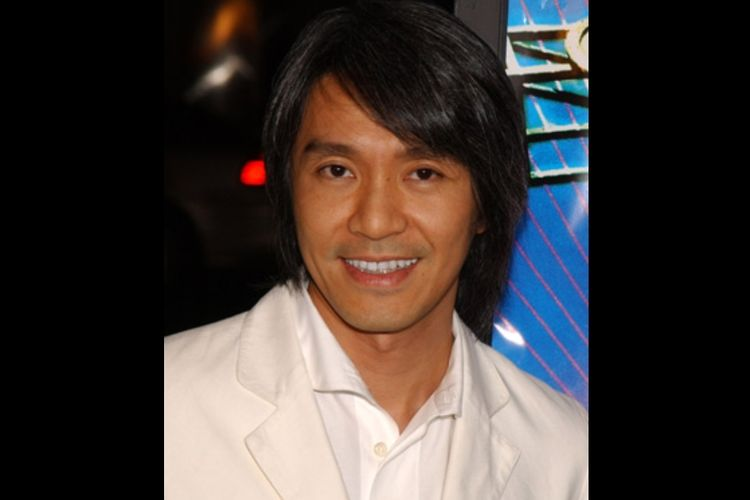 Stephen Chow, aktor asal China.