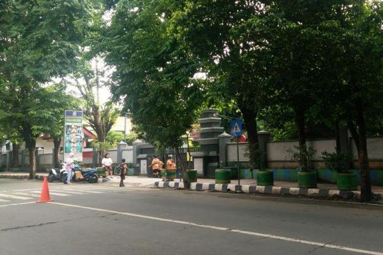 Pemkab Banyuwangi anggarkan 15 miliat rupiah untuk memperbaiki trotoar di wilayah kota Banyuwangi