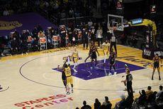 Cetak 3 Poin Menentukan Depan Steph Curry, LeBron Bawa Lakers Kalahkan Warriors