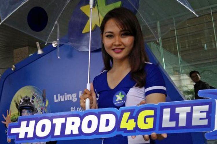 Layanan XL Axiata, HotRod 4G LTE