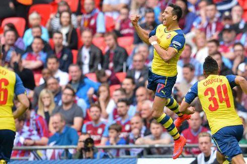 Juara Piala FA, Arsenal Lampaui MU