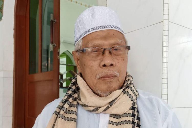 Ketua Takmir Masjid Darussalam Solo, HM Rosyidi Muchdlor.