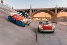 Porsche 911 Milik Magnus Walker Jadi Bintang dari Seri Foto Terbaru Santo Gallery