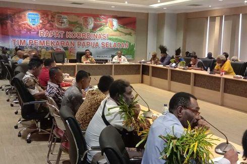 Enam Pokja Dibentuk untuk Percepatan Pemekaran Provinsi Papua Selatan