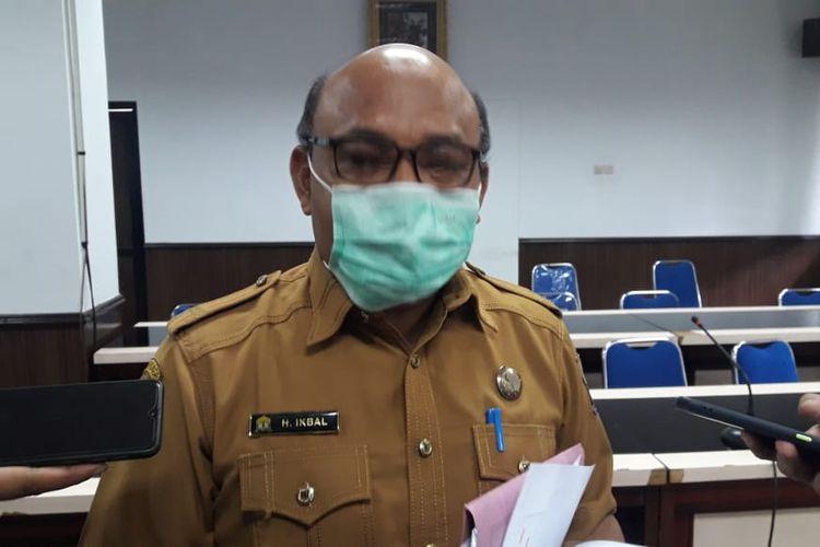 Kepala Dinas Kesehatan Kota Serang Muhammad Ikbal