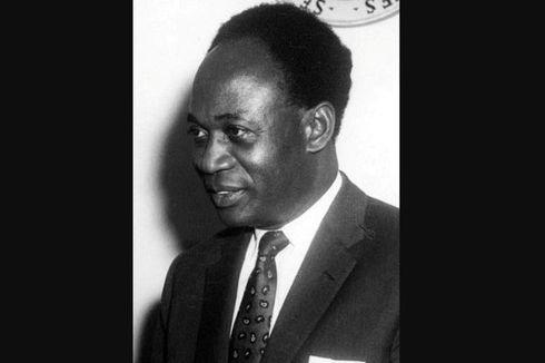 Biografi Tokoh Dunia: Kwame Nkrumah, Presiden Pertama Ghana