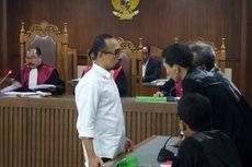 Hakim Cabut Hak Politik Andi Taufan Tiro