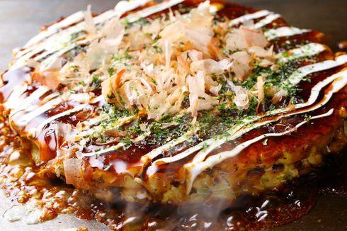 Resep Cheesy Okonomiyaki, Jajanan Mal Masak Pakai Rice Cooker