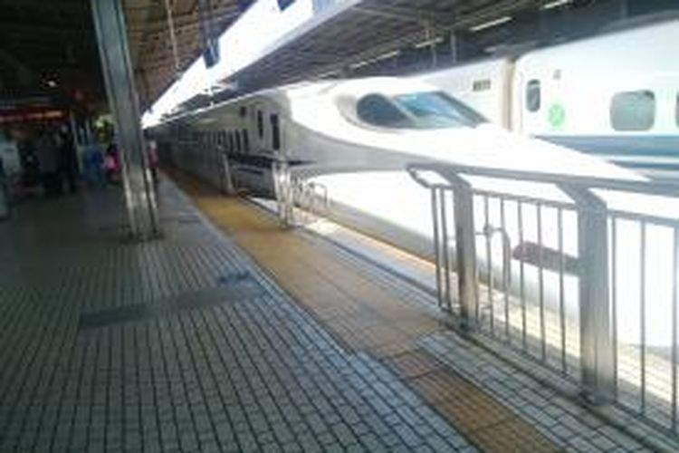 Shinkansen di Jepang