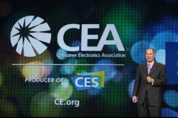Presiden dan CEO Consumer Electronics Association Gary Shapiro
