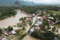 Kerugian akibat Banjir dan Longsor di Limapuluh Kota Mencapai Rp 51,8 Miliar