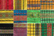 Gallery Songke Lamba Leda Utara, Upaya Promosi Kain Tenun Songke NTT