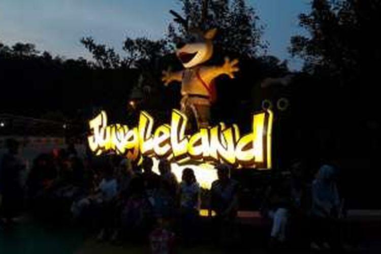 Anda pecinta adrenalin? Jangan mengaku pernah ke Jungland kalau belum coba wahana-wahana terbaik di Indonesia ini.