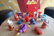 Punya Mainan Happy Meal Ini? Jangan Dibuang, Harganya Kini Bisa Jutaan Rupiah