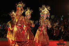 Sejarah Tari Gending Sriwijaya, Dahulu Dipentaskan untuk Menyambut Tamu-tamu Kerajaan