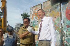 Dubes Jerman: Di Asia Tenggara, Potongan Tembok Berlin Hanya Ada di Kalijodo