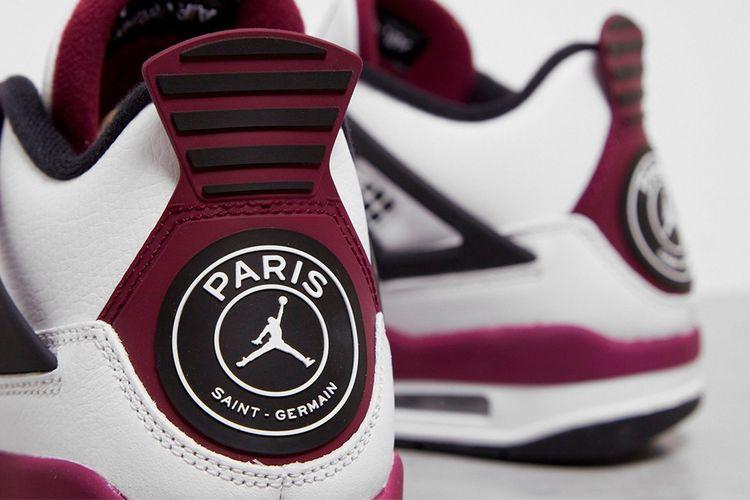 Air Jordan 4 x Paris Saint-Germain