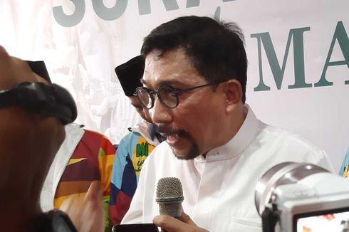 Machfud Arifin Gandeng Mujiaman di Pilkada Surabaya 2020