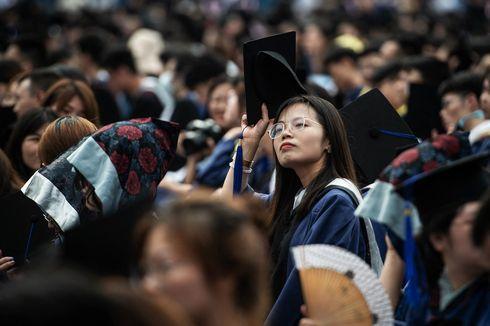 11.000 Pelajar Hadiri Wisuda di Wuhan Tanpa Masker dan Jaga Jarak