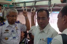 Menhub: Proyek Pembangunan Kereta Bandara Segera Dilaksanakan