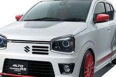 Suzuki Siapkan Alto RS dengan Tambahan Turbo
