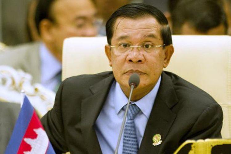 Perdana Menteri Kamboja Hun Sen