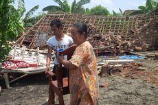 Puluhan Rumah Warga Grobogan Rusak Diterjang Puting Beliung