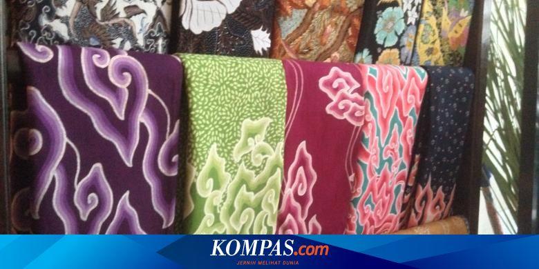 Belanja Batik Cirebon Motifnya Tak Hanya Megamendung