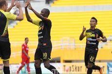Sriwijaya FC Fokus Latihan Taktik