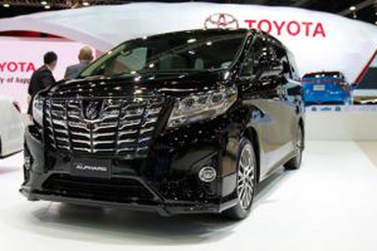 Ini Pilihan Alphard dan Vellfire dari Toyota Indonesia