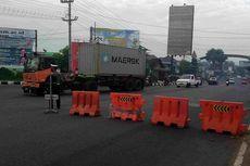 Jalan Tol Ditutup, Kepadatan Jalur Arteri Salatiga Meningkat