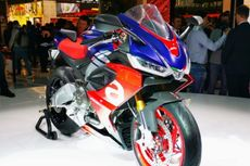 Piaggio Indonesia Pertimbangkan Bawa Aprilia RS 660