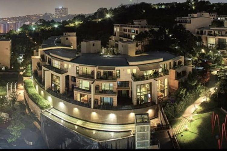 Apartemen RM dan Jimin BTS di Nine One Hannam