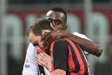 AC Milan Vs Juventus, Gonzalo Higuain Berlebihan