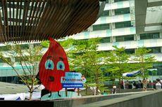 Donor Darah ke-100, BCA Catat Rekor MURI