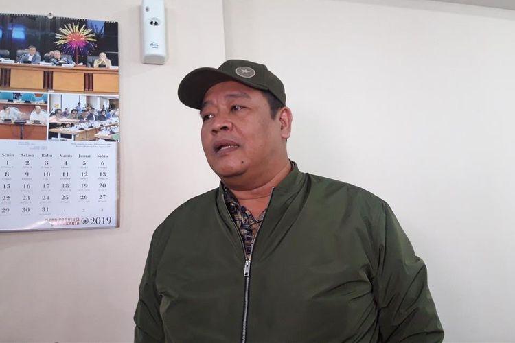 Wakil Ketua Pansus Pemilihan Wagub DKI Jakarta Bestari Barus, Selasa (16/7/2019)