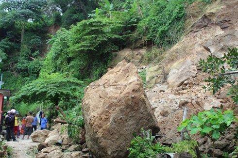 Tebing di Semarang Longsor, Puluhan Warga Terancam Runtuhan Susulan