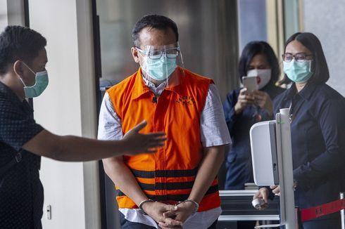 Periksa Edhy Prabowo, KPK Dalami Aliran Uang dari Eksportir Benih Lobster